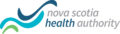 Nova Scotia Health Authority's logo
