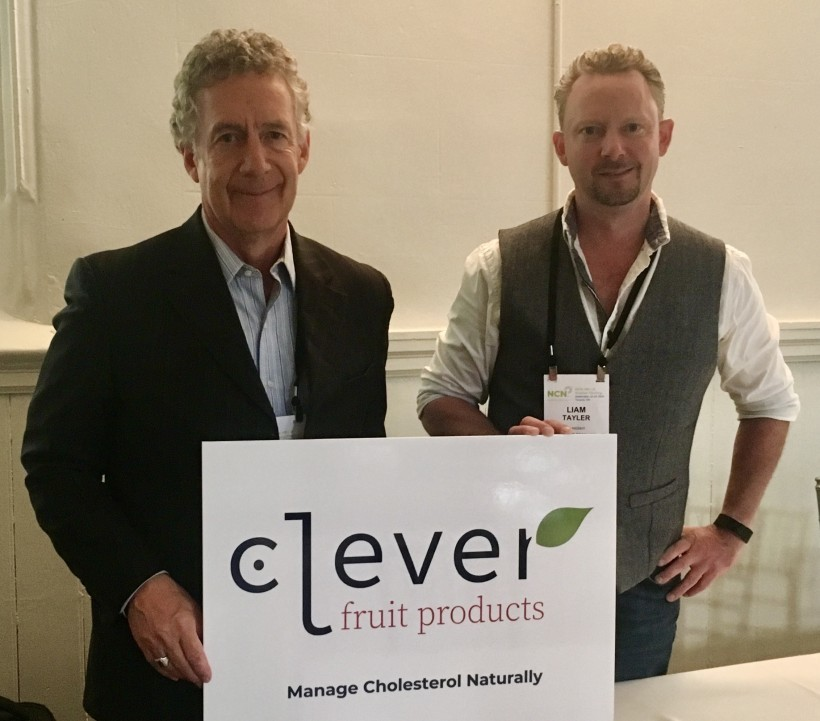 Clever Fruit Executive Chairman and President