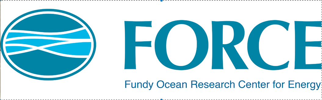 Fundy Ocean Research Centre for Energy Logo