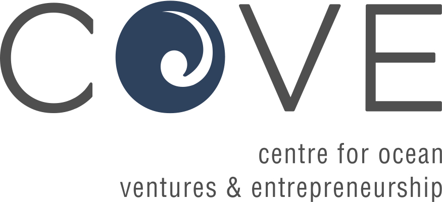 Centre for Ocean Ventures and Entrepreneurship Logo