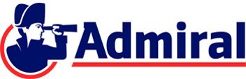Admiral Insurance's Logo