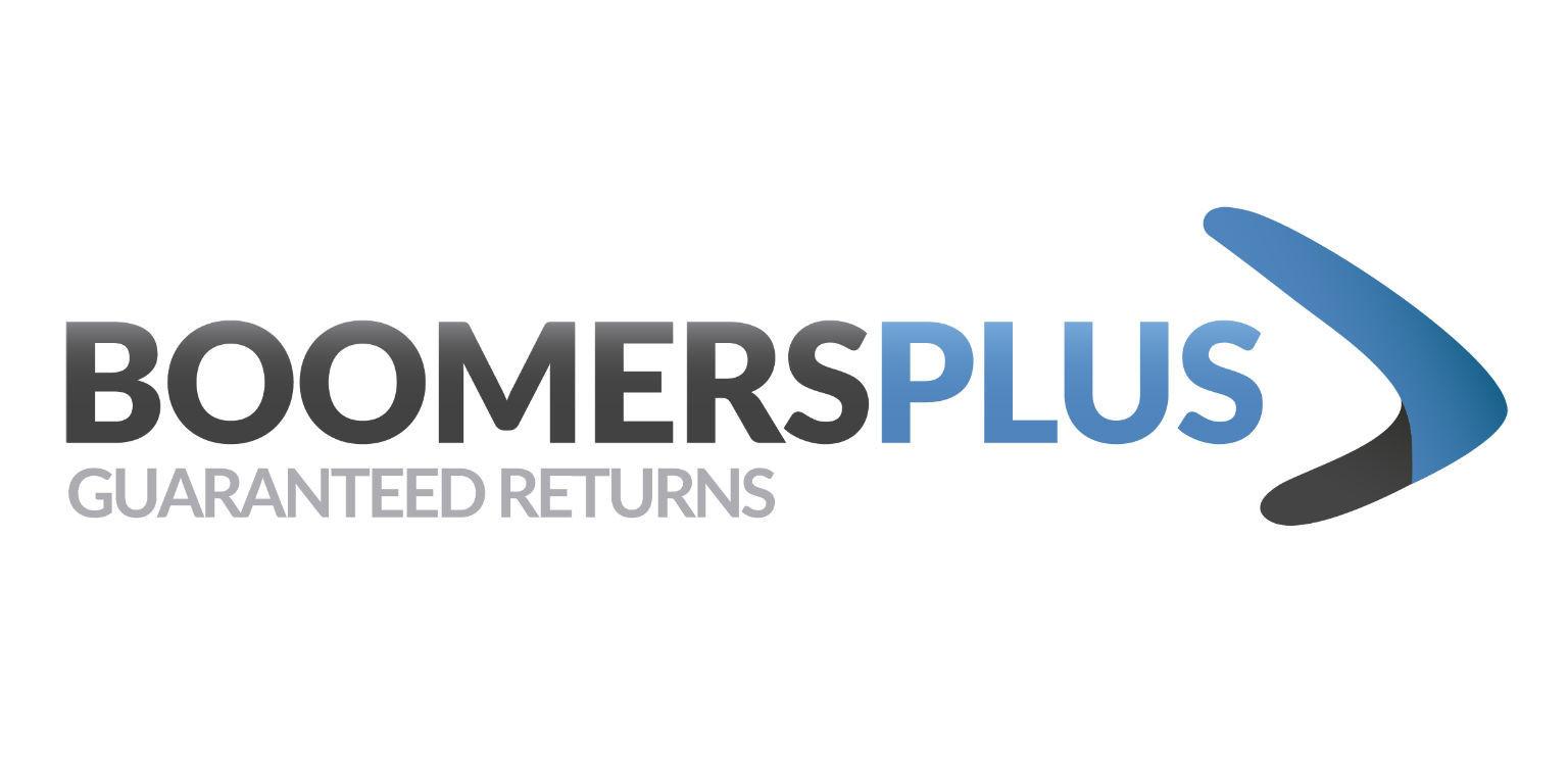 BoomersPlus's Logo