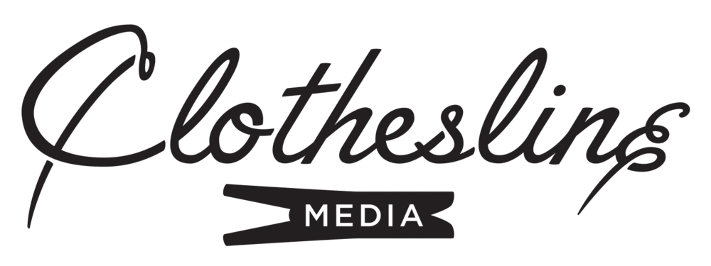 Clothesline Media's Logo
