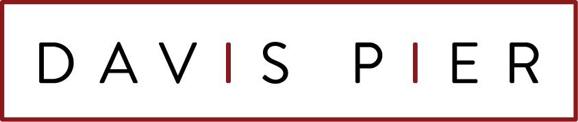 Davis Pier's Logo