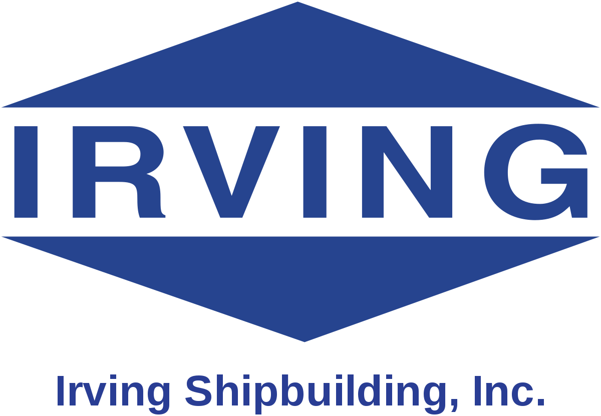 Irving Shipbuilding Inc.'s Logo