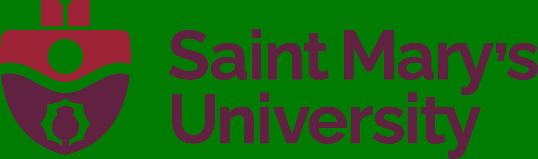 Saint Mary's University's Logo