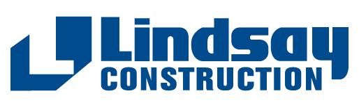 Lindsay Construction's Logo
