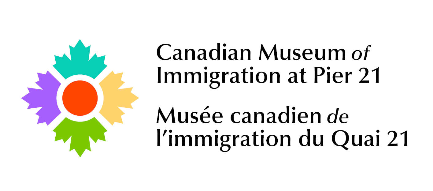 Canadian Museum of Immigration at Pier 21's Logo